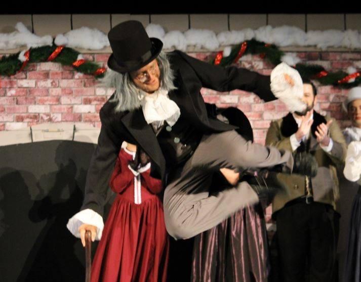 Scrooge 2014
