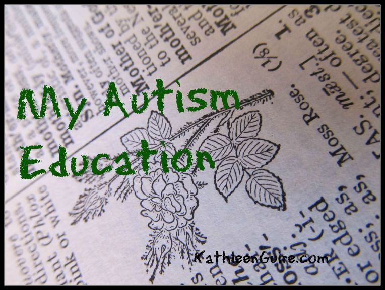 My Autism Education