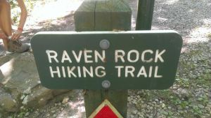 Raven Rock Hiking Trail