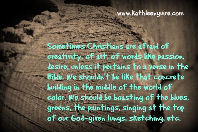 Sometimes Christians