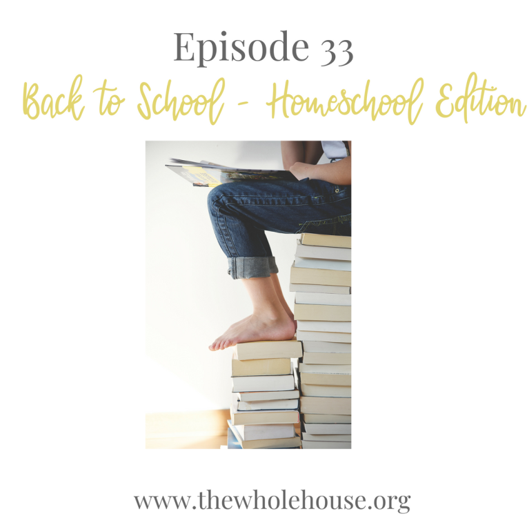 Back to School - Homeschool Edition (1)