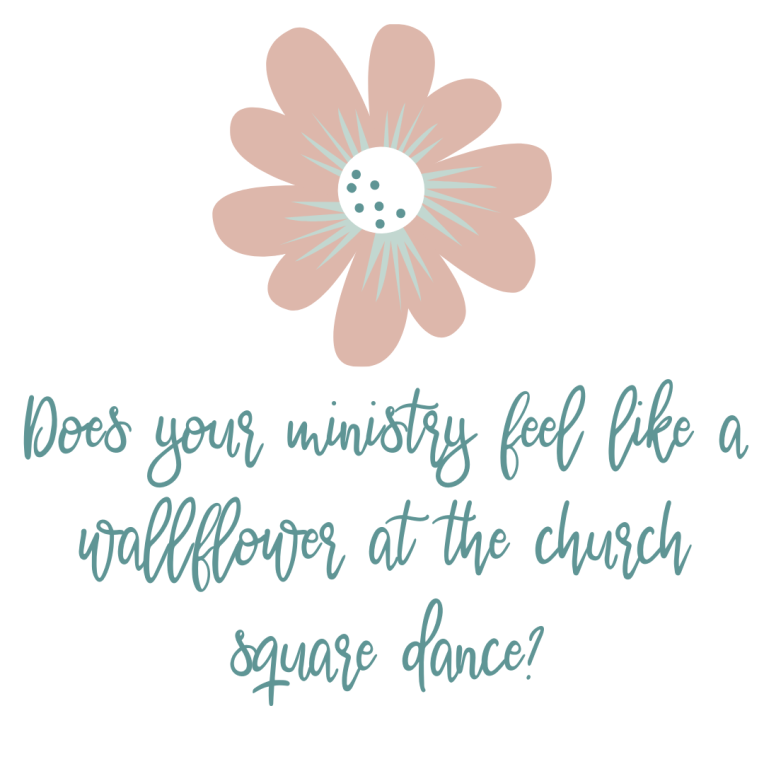 Does your ministry feel like a wallflower at the church square dance_